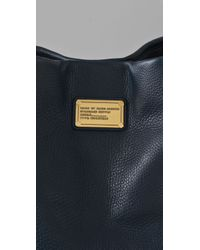 Marc By Marc Jacobs Blue Classic Q Shop Girl Tote