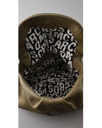 Marc By Marc Jacobs - Green Classic Q Natasha Messenger Bag - Lyst