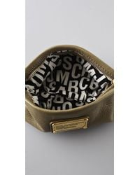 Marc By Marc Jacobs Green Classic Q Percy Cross Body Bag