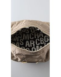 Marc By Marc Jacobs Brown Q Wristlet