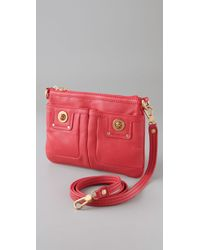 Marc By Marc Jacobs - Red Percy Crossbody Bag - Lyst