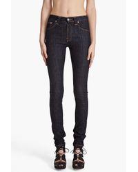 Nudie Jeans | Blue High Kai Rinsed | Lyst