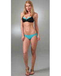 Rosa Cha | Blue Layered Bikini | Lyst