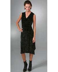 Calvin Klein | Black Topazinza Dress | Lyst