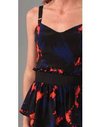 Dolce Vita | Blue Crystal Dress | Lyst