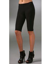Falke | Black Bike Shorts | Lyst