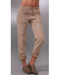 Joie | Natural Angel Pants | Lyst