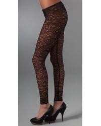 Kiki de Montparnasse | Black Lace Legging | Lyst