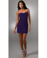 Kimberly Taylor | Purple Sasha Dress | Lyst