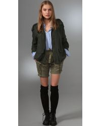 Madewell - Green Windy Day Jacket - Lyst
