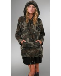 Rag & Bone - Green Duke Anorak - Lyst