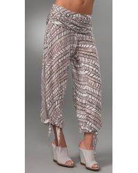 Sass & Bide | Natural Gypsy Pants | Lyst