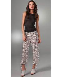 Sass & Bide - Natural Gypsy Pants - Lyst