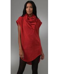 Shipley & Halmos - Red Barkla Dress - Lyst