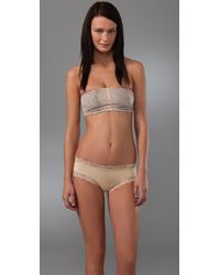 Top Secret | Natural Wild Thing Bandeau | Lyst