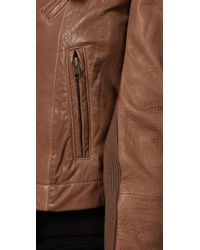 VEDA - Brown Max Classic Jacket - Lyst