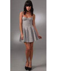 Vena Cava | Gray Badwater Dress | Lyst