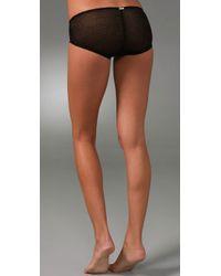 VPL | Black Cropper Smalls Panties | Lyst