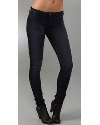 William Rast | Blue Sienna Legging Jeans | Lyst