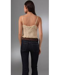 Winter Kate - White Clementine Tank - Lyst