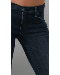 Citizens of Humanity - Blue Avedon Slick Skinny Legging Jeans - Lyst