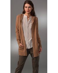 Club Monaco | Natural Eleanor Cardigan | Lyst