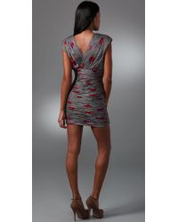 Jill Stuart - Pink Reba Dress - Lyst
