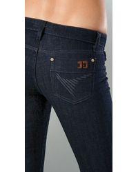 Joe's Jeans - Blue Chelsea Skinny Jeans - Lyst