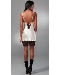 Karen Zambos - White Alissa Dress - Lyst