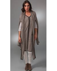 Kirrily Johnston | Brown Silent Trees Uni Cardigan | Lyst