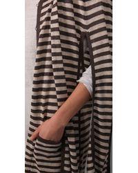 Kirrily Johnston - Brown Silent Trees Uni Cardigan - Lyst