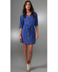 Marc By Marc Jacobs | Blue Day Dots Dress | Lyst