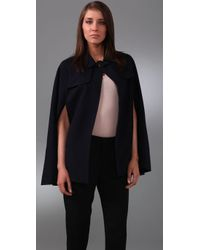 Thayer | Blue Mystify Cape | Lyst
