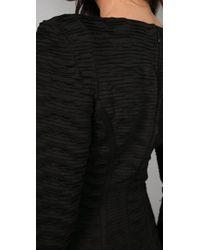 Torn By Ronny Kobo - Black Bella Pleated Dress - Lyst
