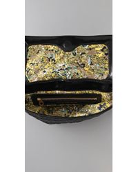Marc By Marc Jacobs - Black Party Foret Quilted Shoulder Bag - Lyst