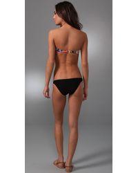 Zimmermann - Multicolor Ebony Rose Underwire Bikini - Lyst