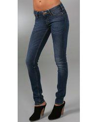 Acne Studios   Blue Kex Jeans - Fresh   Lyst