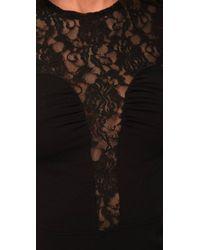 Plastic Island - Black Kiki Lace Dress - Lyst