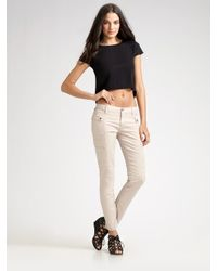 Citizens of Humanity   Natural Skinny Cargo Pants   Lyst