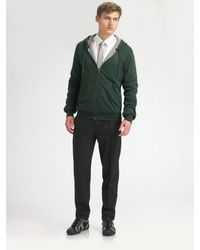 Dolce & Gabbana - Black Nylon Jacket for Men - Lyst