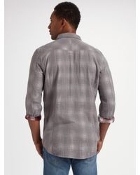 DIESEL - Black Hooded Leather Jacket for Men - Lyst