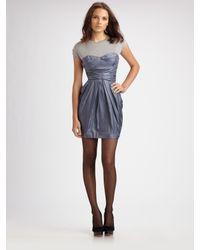 Elizabeth and James | Blue Lorimer Dress | Lyst