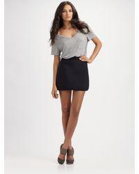 Lisa Marie Fernandez   Black The Bell A-line Skirt   Lyst