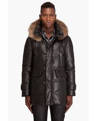 Mackage | Brown Jake Coat for Men | Lyst