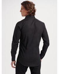 Ralph Lauren Black Label | Black Anthony Two-button Suit for Men | Lyst
