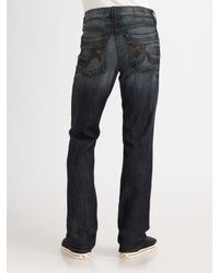 Rock & Republic | Blue Floyd Relaxed Bootcut Jeans for Men | Lyst