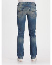Rock & Republic - Blue Ralph Straight-leg Jeans for Men - Lyst