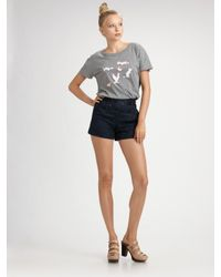 Marc By Marc Jacobs | Gray Tangranimal Tee | Lyst