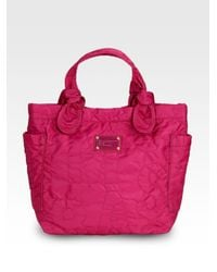 Marc By Marc Jacobs - Pink Pretty Nylon Small Tate Tote - Lyst