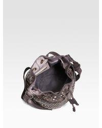 Olivia Harris - Gray Staple Group Baby Ball Bag - Lyst